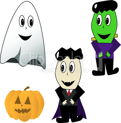 Halloween-Figuren