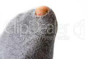 Optimistische Socke - Optimistic Sock