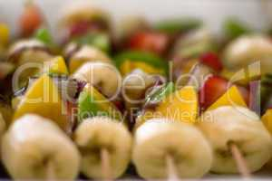 Obstspieße - Fruit skewers