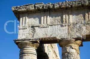 Temple of Segesta, wonderful Sicily