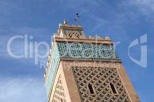 Marrakesh Minaret