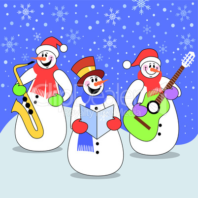 Snowmen band