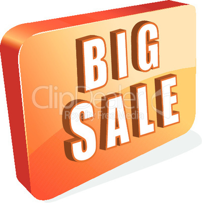 icon of big sale