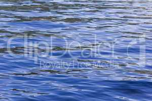 Blue Ocean Waves Background 02