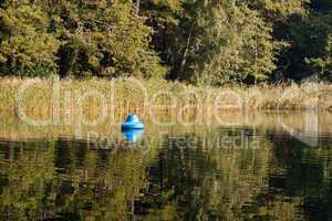 See im Sommer, lake in summer