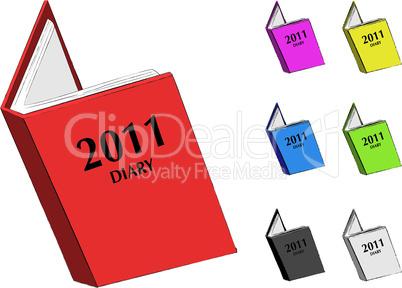 Diary 2011
