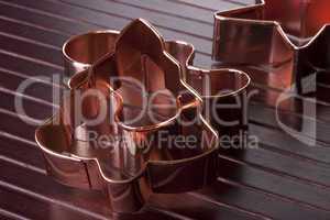 Copper baking