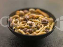 Dish of Bombay Mix