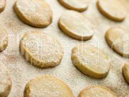 Polvorones Biscuits