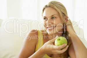 An apple a day, keep the doctor away