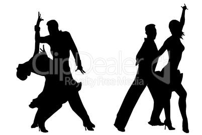 Tanzpaare