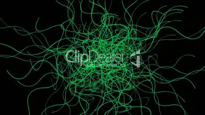 green intensive lines wave,fiber,confusion coil.particle,symbol,dream,vision,idea,creativity,vj,Bacteria,microbes,algae,cells,drugs,egg,bubble,oxygen,hydrogen,underwater,ephemera,plankton,feed,spores,Screen,messy,grass,seaweed,Game,Led,neon lights,stylish