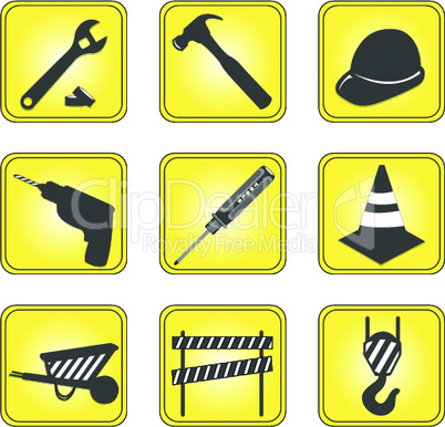 underconstruction icons