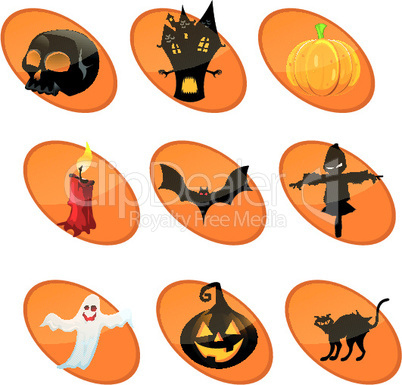 elements of halloween