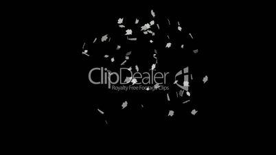 metallic leaf falling,broken silver shatter.Design,pattern,particle,symbol,dream,vision,idea,creativity,beautiful,art,decorative,mind,Game,Led,modern,stylish,dizziness,romance,romantic,Fireworks,stage,dance,music,joy,happiness,happy,young,technology,scien