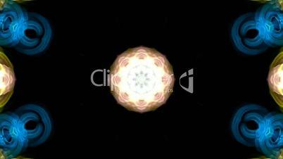 deformation of color flower lotus pattern, oriental fancy texture.Buddhism Mandala flower,kaleidoscope,oriental religion texture.