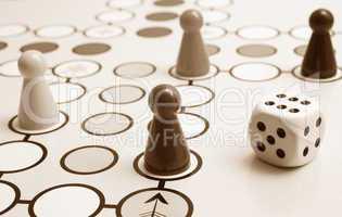 Würfelspiel - Parlor Game