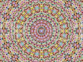 Universum Style Mandala - No. 1