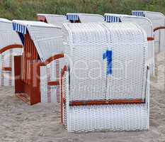 Strandkorb Nummer 1 - Beach Chair Number One