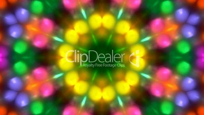 color disco flower pattern,magnificent orient fancy texture,disco rhythm light background.