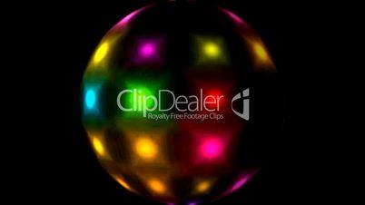 Mirror ball.glass,concert,entertainment,illumination,