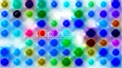 3d color dots and particles array background.glass,concert,effects,entertainment,illumination,