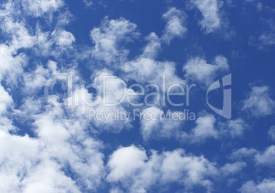 Wolken Himmel - Sky with Clouds