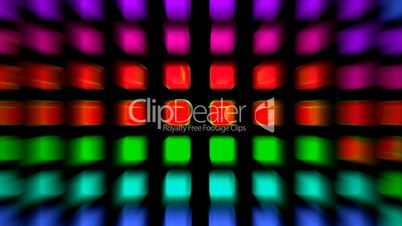 color rectangle matrix disco background.square,texture,animation,color,rainbow,squares,colorful,geometry,red,shape,colors,
