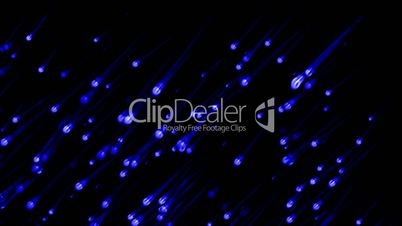 group of blue sperm racing,also like meteor flying in space.Design,pattern,symbol,dream,vision,idea,creativity,vj,beautiful,art,decorative,game,