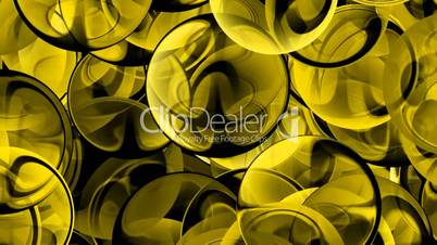 Yellow glass balls up.aura,beams,energy,glitter,glow,heaven,light,magic,ray,shine,ball,