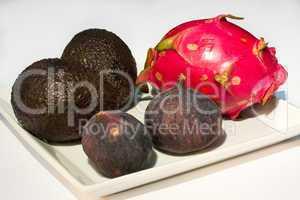 Exotische Früchte, Exotic Fruits