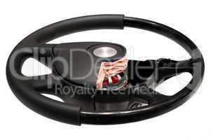 Lenkrad mit Airbag Steering wheel with SRS
