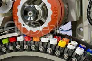 Tampondruckmaschine Pad printing machine