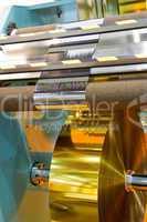 Herstellung von Kunststofffolie Manufacture of plastic film