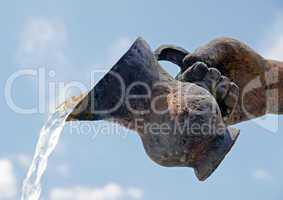 Wasser Quelle - Water Spring