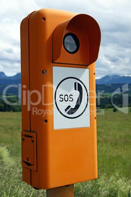 SOS - Notruf Säule - Image No. 1