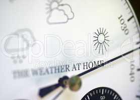Weather at Home - Das Wetter zuhause - Wetterstation