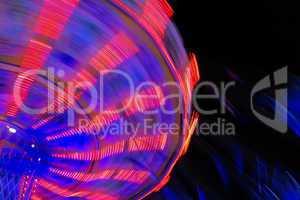 Karussell in der Nacht - merry-go-round - Part I