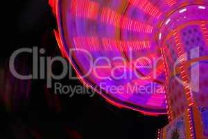 Karussell in der Nacht - merry-go-round - Part II