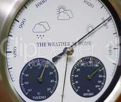 Weather Forecast - Wetterstation
