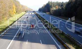 Transit Autobahn - Motorway