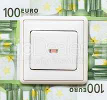 Kosten Strom Euros - Energy Costs