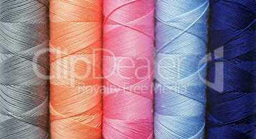 Nähgarn Farben - Thread Colors