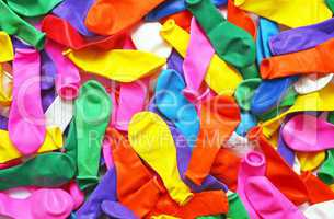 Luftballons Nahaufnahme - Balloons Macro