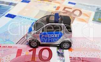 Geld und Polizei - Money and Police