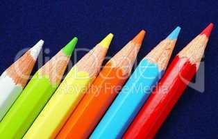 Buntstifte - Büromaterial - Pencils - Crayon