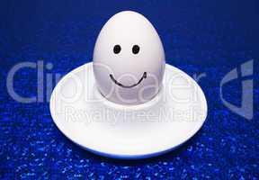 Smiling Egg - Das lachende Frühstücks-Ei