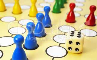 Gesellschaftsspiel - Parlor Game