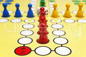 Gesellschafts-Spiel - Parlor Game