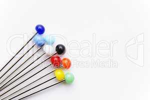 Creative Needles Concept - Stecknadeln